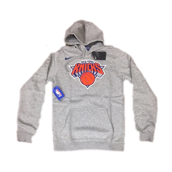 wholesale dealer 79045 0e2a1 New York Knicks Nike Men's Hoodie Sweatshirt Small NWT